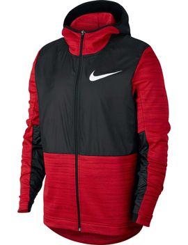 nike-mens-therma-winterized-full-zip-basketball-hoodie by nike