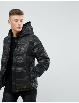 new-look-quilted-jacket-in-camo-print-khaki by new-look