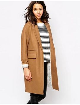 sessun-harry-longline-coat-in-camel by sessun