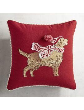 park-avenue-puppies-golden-retriever-mini-pillow by pier1-imports