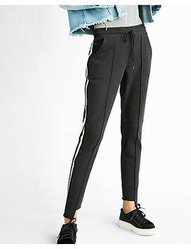 side-stripe-step-hem-jogger-pant by express