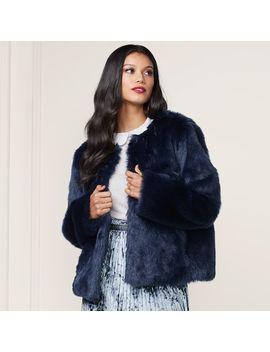 lc-lauren-conrad-runway-collection-faux-fur-jacket---womens by lc-lauren-conrad
