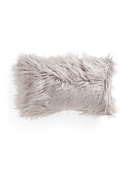 made-in-usa-14x24-faux-fur-pillow by canaan