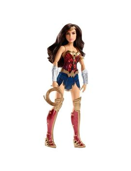 wonder-woman-hero-action-doll by dc-comics