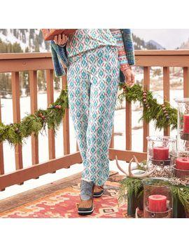 lounge-around-pajama-bottoms    lounge-around-pajama-top by sundance