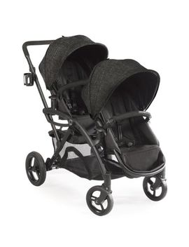 contours-options-elite-tandem-stroller,-carbon by contours