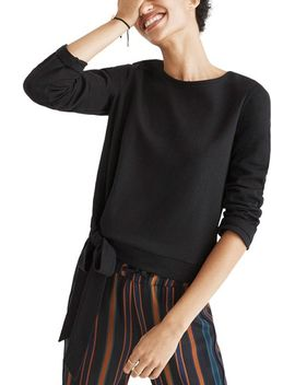 side-tie-top by madewell