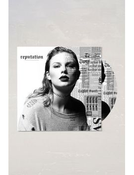 taylor-swift---reputation-picture-disc-2xlp by urban-outfitters