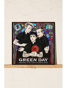 green-day---greatest-hits:-god's-favorite-band-lp by urban-outfitters
