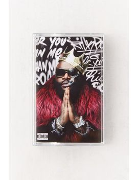 rick-ross---rather-you-than-me-limited-cassette-tape by urban-outfitters