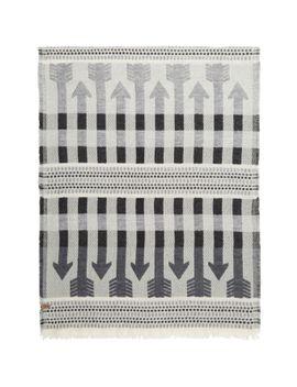grey-aro-arrow-scarf by mackage