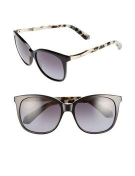 julieanna-54mm-polarized-sunglasses by kate-spade-new-york