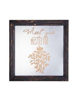black-mistletoe-mirror by foreside-home-&-garden