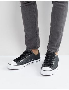 converse-chuck-taylor-all-star-ox-plimsolls-in-black-158258c by converse