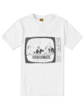 human-made-tv-show-tee by human-made