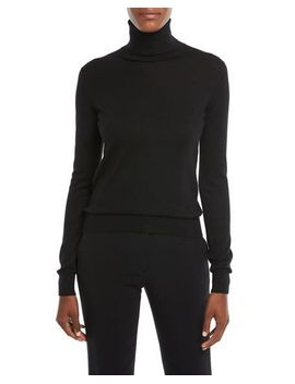 long-sleeve-cashmere-turtleneck-sweater by ralph-lauren-collection