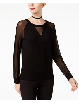 illusion-sleeve-sweater,-created-for-macys by inc-international-concepts