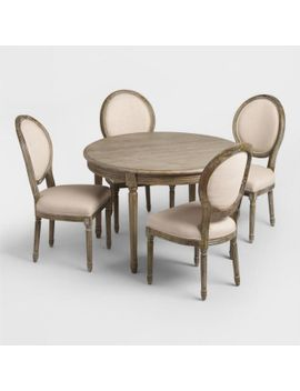 round-wood-paige-dining-collection by world-market