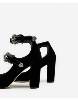black-velvet-t-strap-pumpsblack-velvet-t-strap-pumps by the-kooples