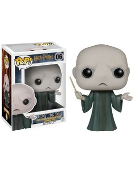 pop-movies:-harry-potter---voldemort by funko