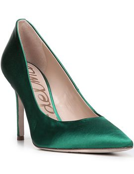 hazel-satin-pointed-toe-pumps by generic