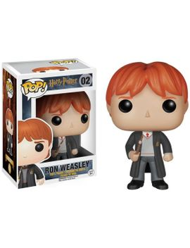 pop-movies:-harry-potter---ron-weasley by funko