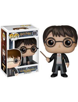 pop-movies:-harry-potter---harry-potter by funko