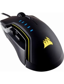 glaive-wired-optical-gaming-mouse-with-rgb-lighting---aluminum by corsair