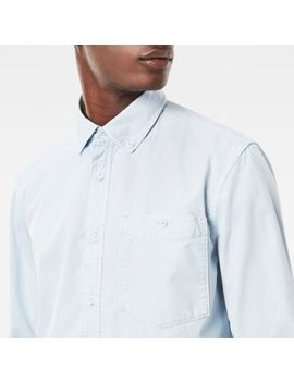 oxford-button-down-pocket-shirt by g-star