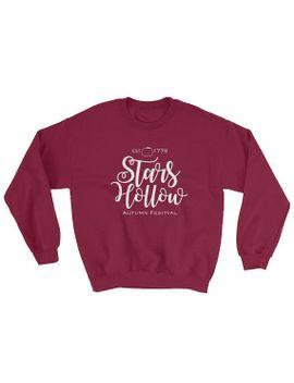 stars-hollow-sweatshirt by etsy