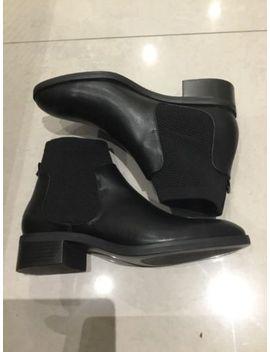 zara-flat-sock-anckle-boot-size-7_40-bnwt by ebay-seller