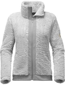 the-north-face---furry-fleece-full-zip-jacket---womens by the-north-face