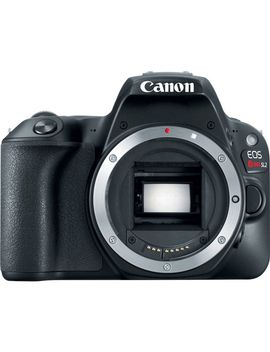 eos-rebel-sl3-dslr-camera-(black,-body-only) by canon