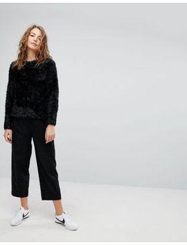 weekday-wool-pinstripe-pants by weekday