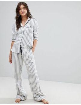 abercrombie-&-fitch-stripe-pyjama-bottoms by abercrombie-&-fitch