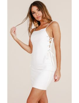 looking-like-revenge-dress-in-white by showpo-fashion