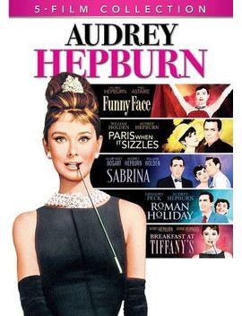 ilm-collection-[dvd] by audrey-hepburn:-