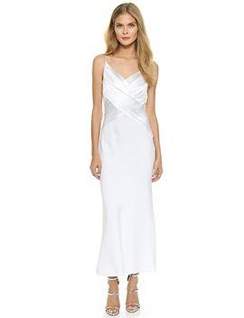 bias-weave-dress by dion-lee