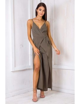 loving-you-jumpsuit---khaki-sale by stelly