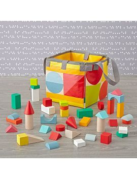 janod-kubix-40-piece-block-set by the-land-of-nod