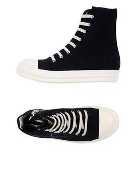 drkshdw-by-rick-owens-sneakers---footwear by drkshdw-by-rick-owens
