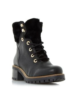 rochelle-shearling-cleated-boots by dune