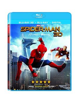 spider-man:-homecoming-(blu-ray-3d-+-blu-ray-+-digital) by sony-pictures