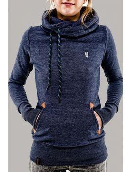 womens-casual-thick-hooded-fleece-sweater-sweatshirt-jacket by beautiful-halo