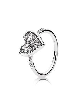 heart-of-winter-ring by pandora