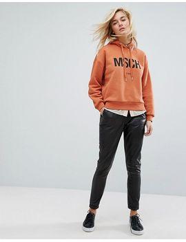 moss-copenhagen-oversized-hoodie-with-varsity-logo by moss-copenhagen