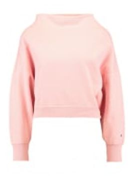 cropped----sweatshirt by champion-reverse-weave