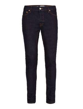 raw-denim-indigo-stretch-skinny-jeans by topman