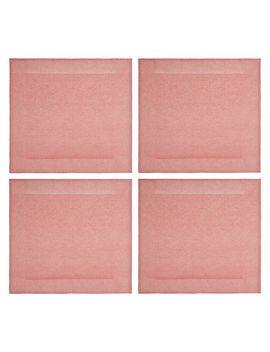 john-lewis-fusion-napkins,-paprika,-set-of-4 by john-lewis