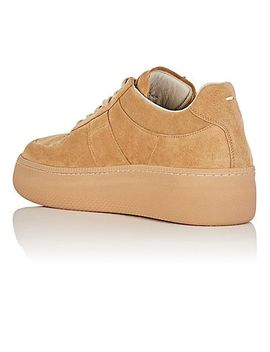 mm1-suede-sneakers by maison-margiela